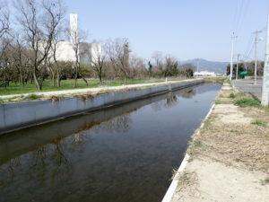 佐賀市 公共下水道尼寺雨水幹線設計